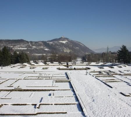 Auguri dall'Area archeologica di Libarna