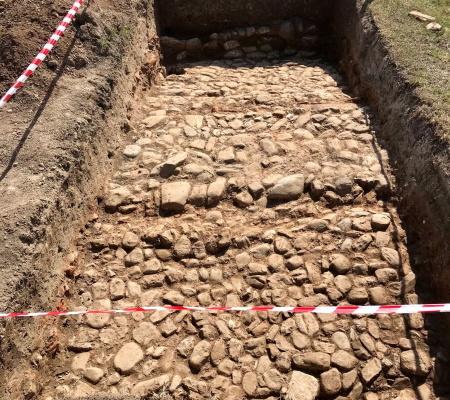 I luoghi ritrovati: nuove scoperte a Libarna