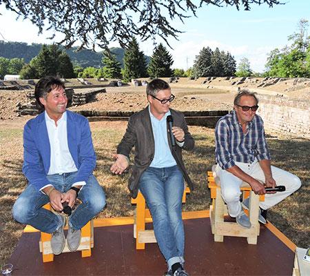 Gavi e Timorasso: l'Isola bianca del Piemonte