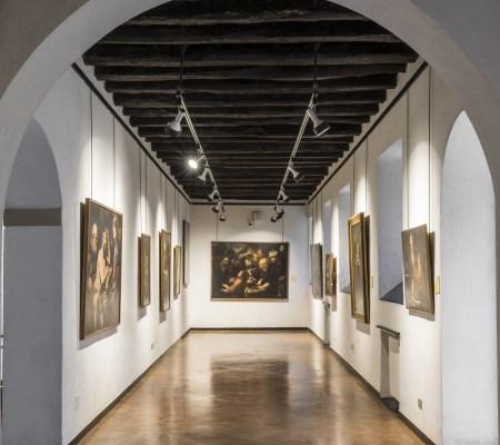 Riapertura della Pinacoteca di Voltaggio